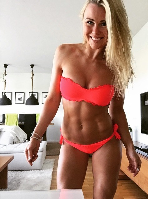 lina spansk fit body