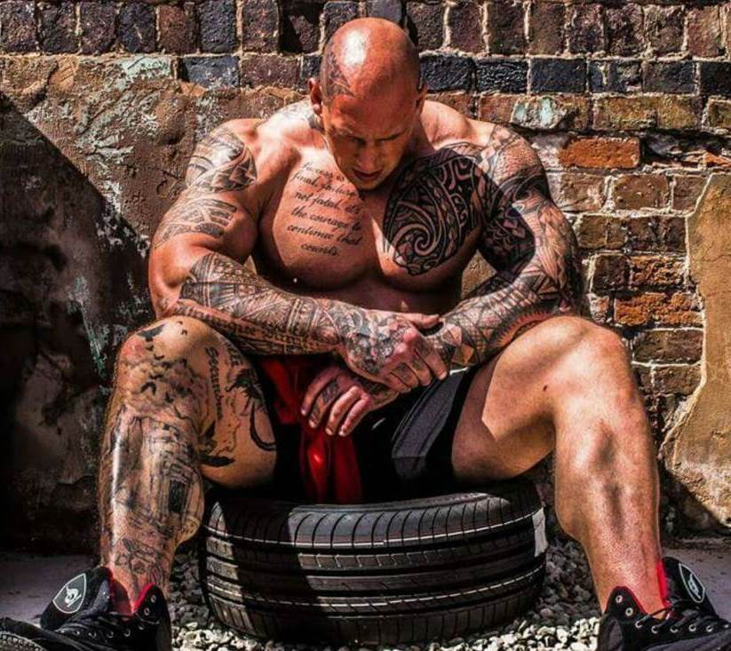Martyn Ford Age Height Weight Images Bio Diet