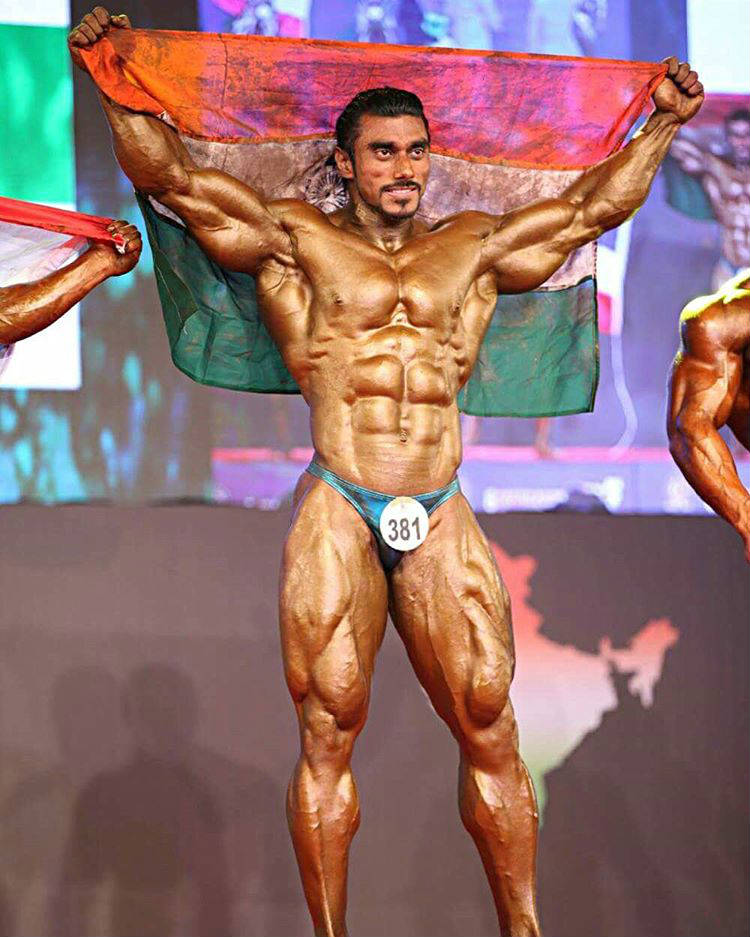 Sangram Chougule | Age • Height • Weight • Images • Bio • Diet • Workout