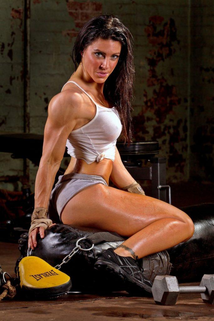 Jessie shannon fitness model