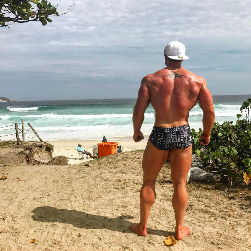 tom braziers back