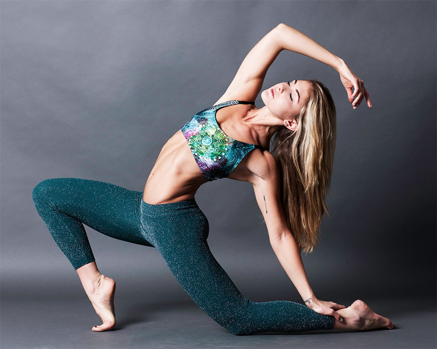 Alex-Silver-Fagan-stretching-doing-some-yoga-as-a-fitness-model-for-nike