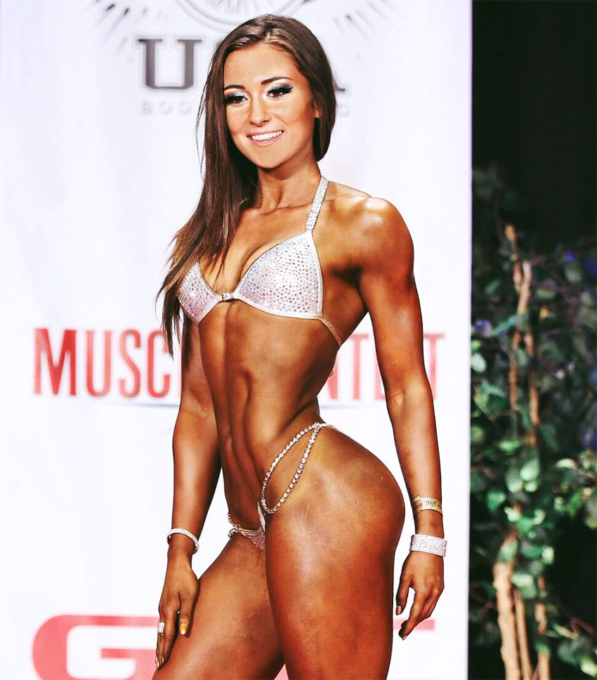 Ally-Stone-on-stage-competing-at-the-NPC-los-Angeles-show