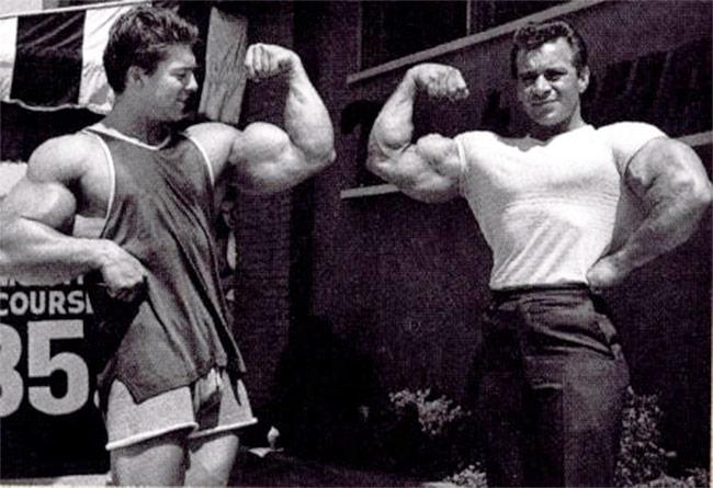 Freddy-Ortis-Posing-with-Larry-Scott
