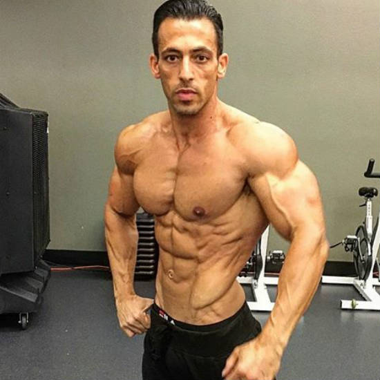 arya saffaie cutting stage physique