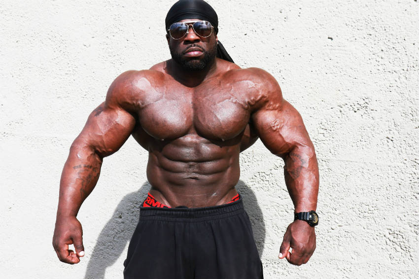 Kali Muscle - Age   Height   Weight   Images   Bio