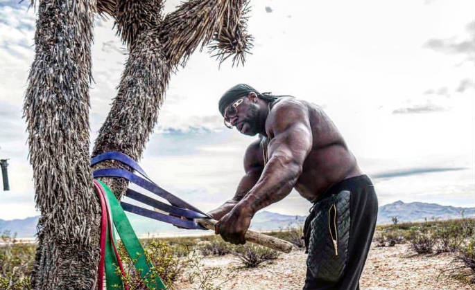 kali muscle using muscle bands
