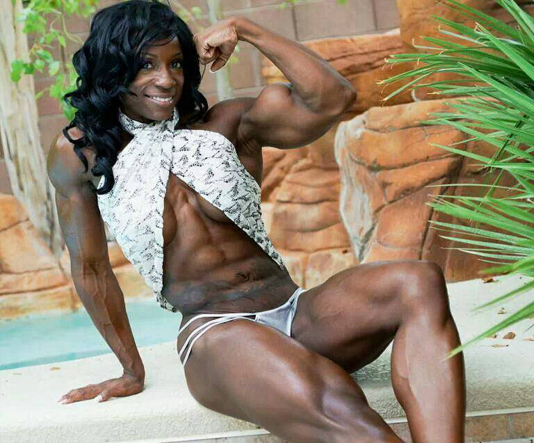 margie v martin shows her abs and legs