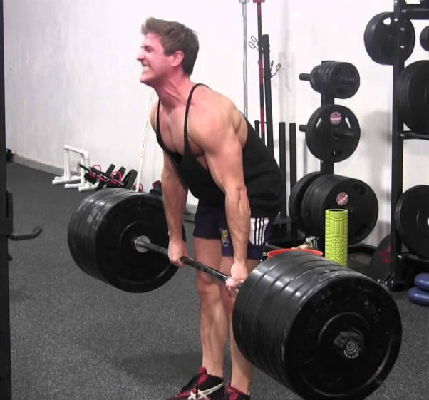 scott herman deadlifting