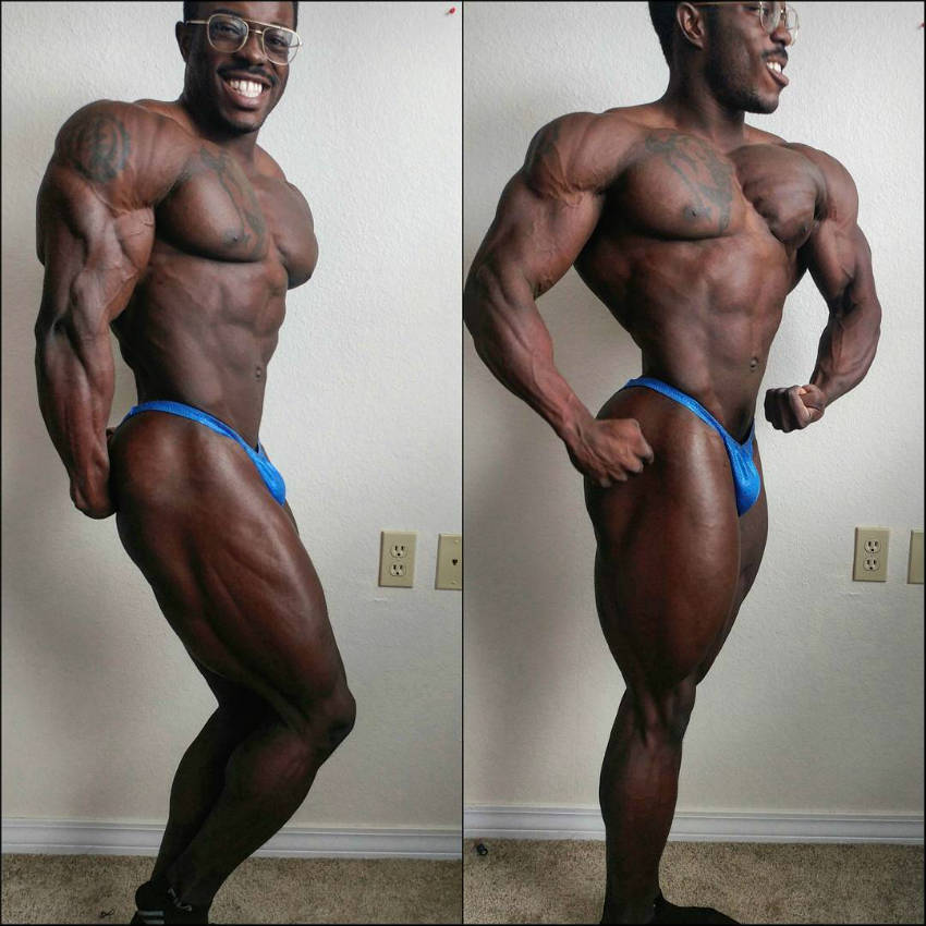 terrence ruffin side by side pic