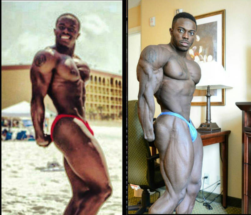 terrence's transformation 19-22 years old