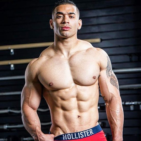 Jamie LeRoyce workout