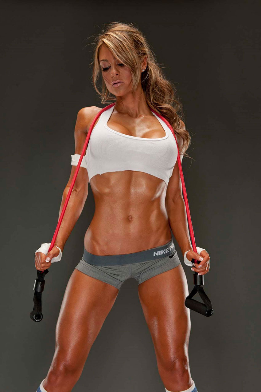 Really. laura michelle prestin fitness firmly