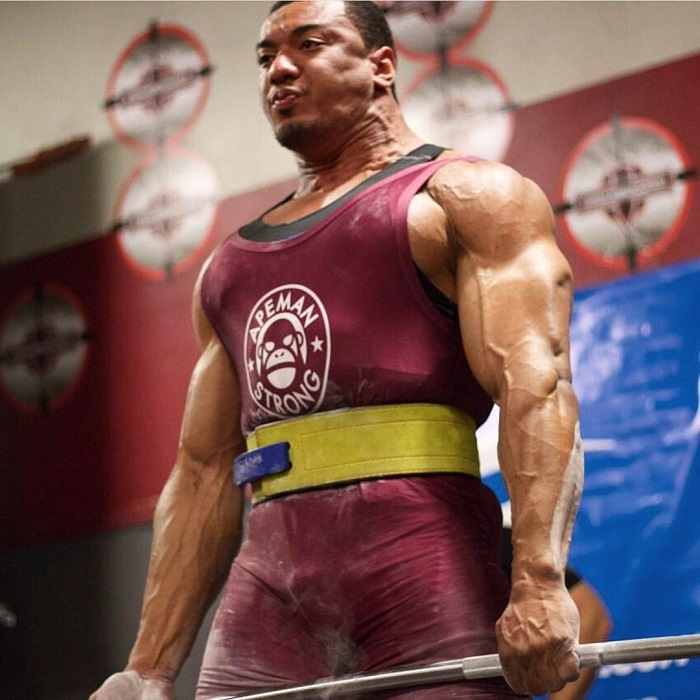 Larry Wheels Age Height Weight Images Bio Diet Workout