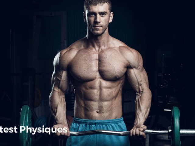 A Man's Guide to Muscle Building Workout Plan