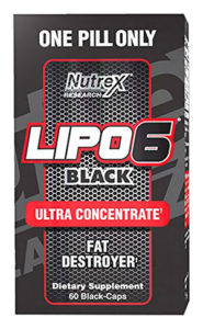 Nutrex Lipo-6 Black Ultra Concentrate best fat loss supplements