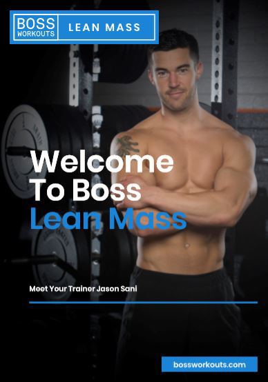 boss lean mass review main page