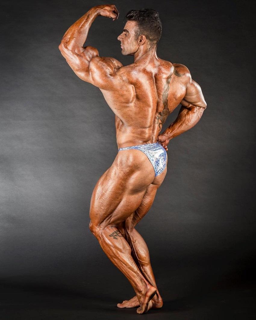 Resultado de imagem para rafael brandão bodybuilder