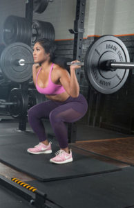 Shape-and-Burn-Squat-Exercise