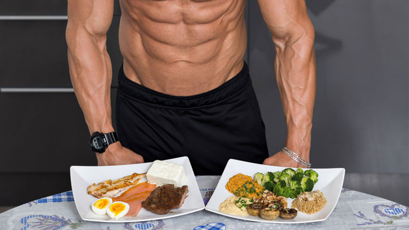 Bodybuilding Diet: Eating for Muscle Mass