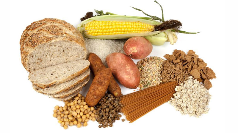 Carbohydrates for bodybuilding diet