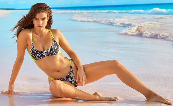 Bikini model Barbara Palvin shows physique goals by eating ever 2 to 3 hours