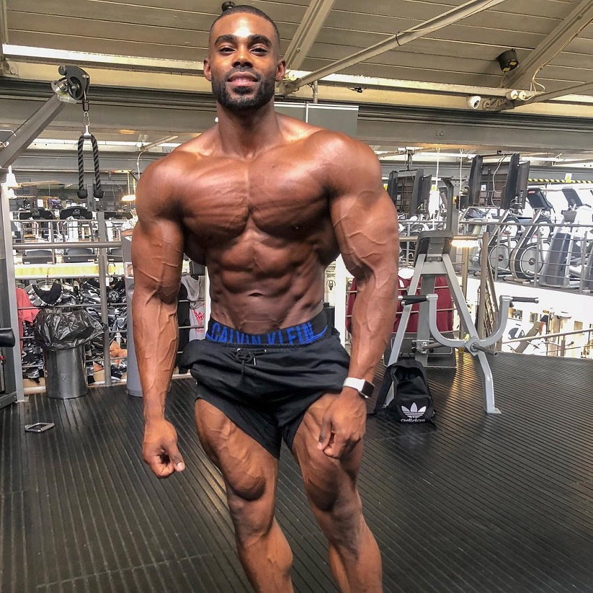 Nathan Williams - Greatest Physiques