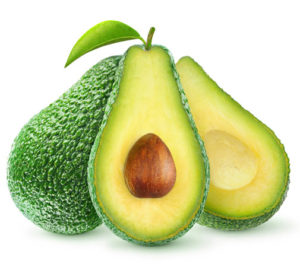 Avocado boron content