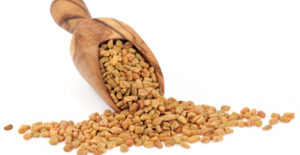 Fenugreek - best testosterone boosting ingredients