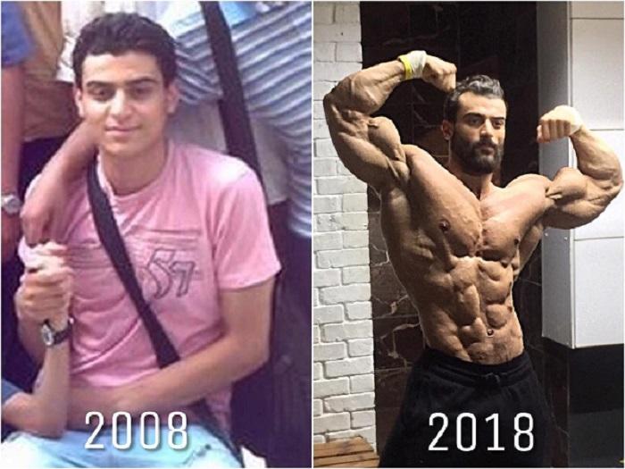 Mohamed El Qadi's ten-year transformation