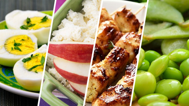 10 Healthy & Delicious Sources of Protein for Your Body