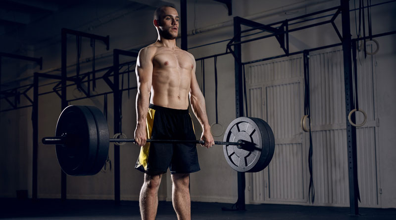 Barbell complexes for fat loss