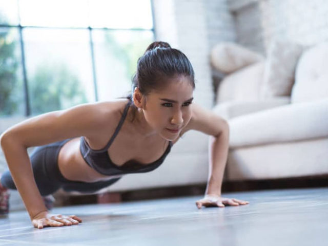 4 HIIT Workouts at Home: Get Shredded Without the Gym