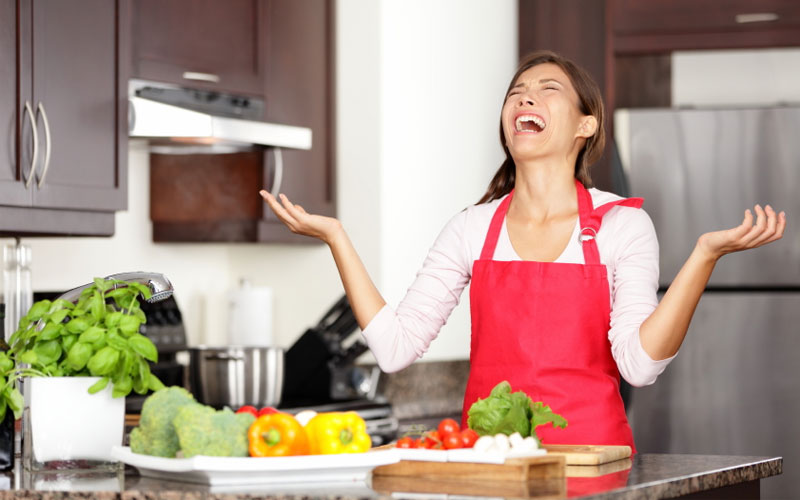 Meal planning mistakes lead to stress