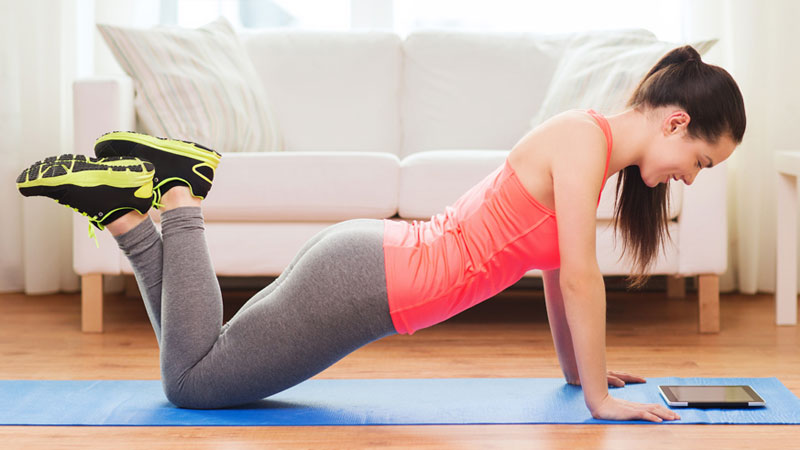 Home-workout-for-weight-loss