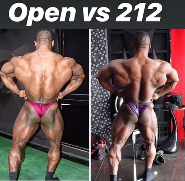 Ricardo Correia's bodybuilding transformation before-after