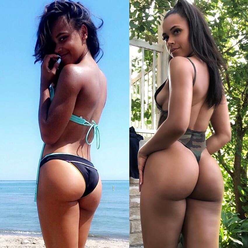 Kali Natesa's awesome fitness transformation before-after