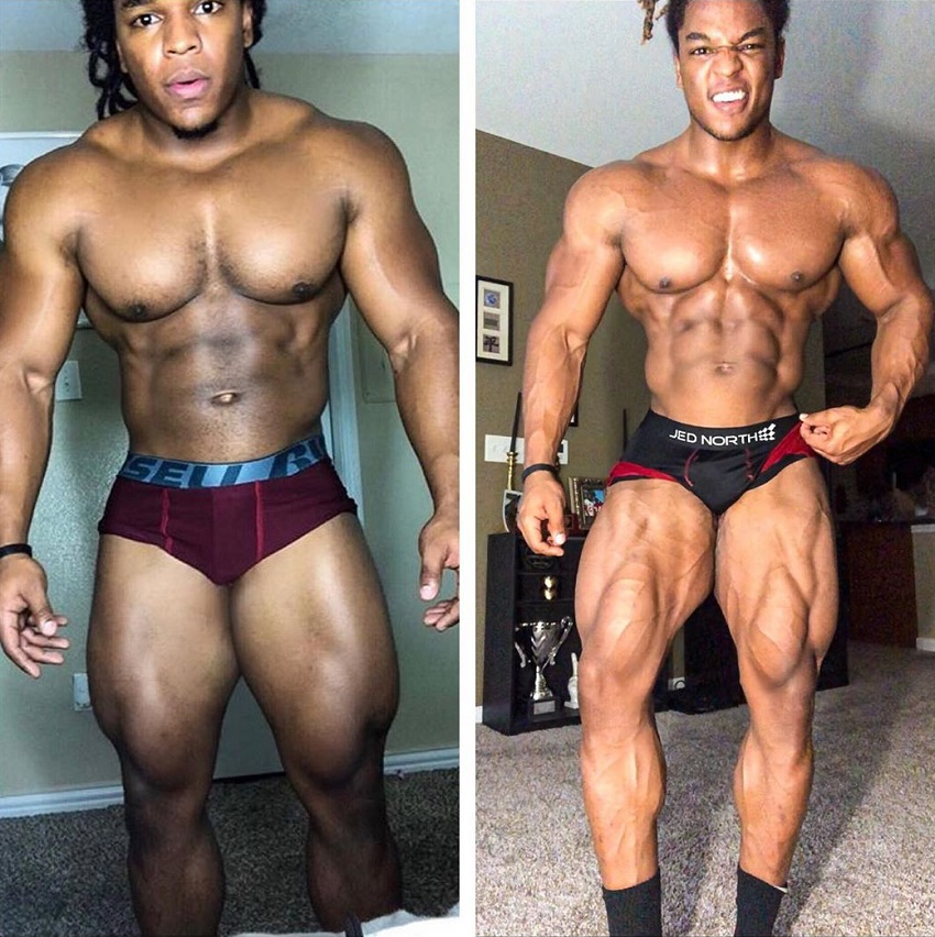 Jay Coss transformation, bulking-cutting