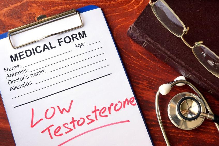 Low Testosterone Test