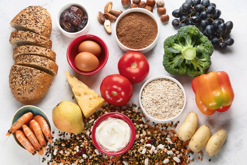 Well-Balanced Diet To Hike Up Testosterone Levels