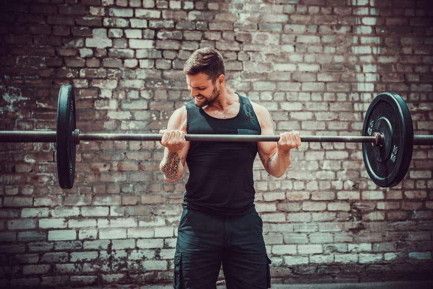 Barbell Strength Training