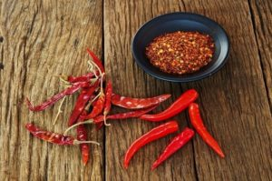 Cayenne Pepper - Fat Burner