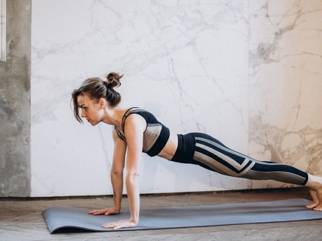 The Best Home Workout While Self-Isolating