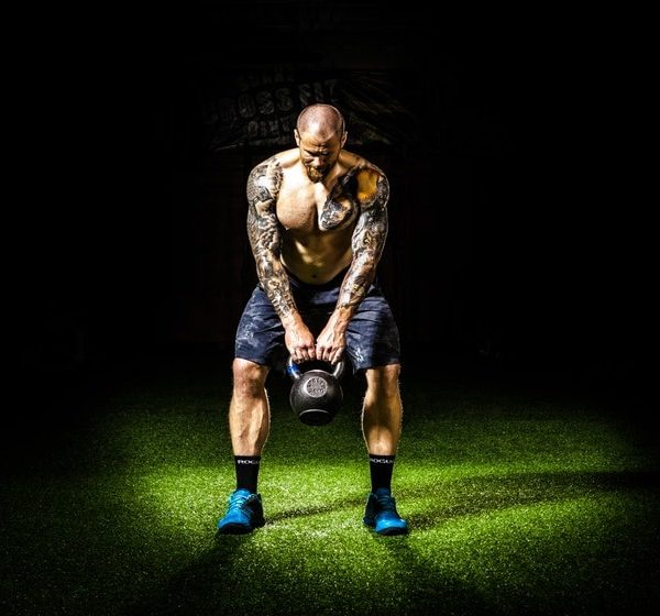 Kettlebells Strength Training