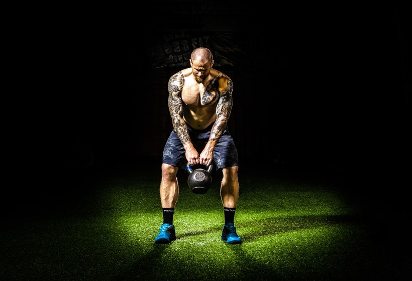 Kettlebells Strength Training