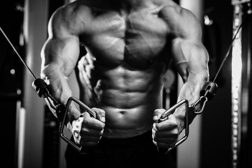 Machine Strength Training