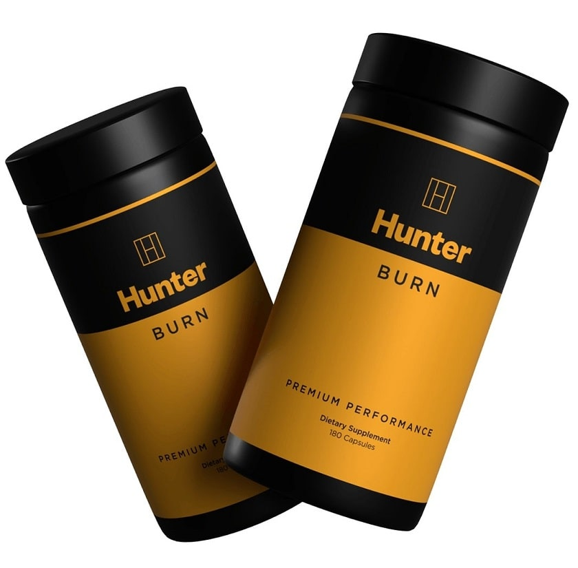 Hunter Burn - Best Fat Burner Supplements
