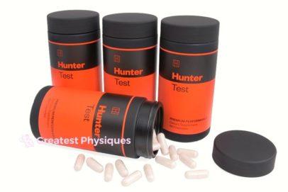 Hunter Test Cover GP
