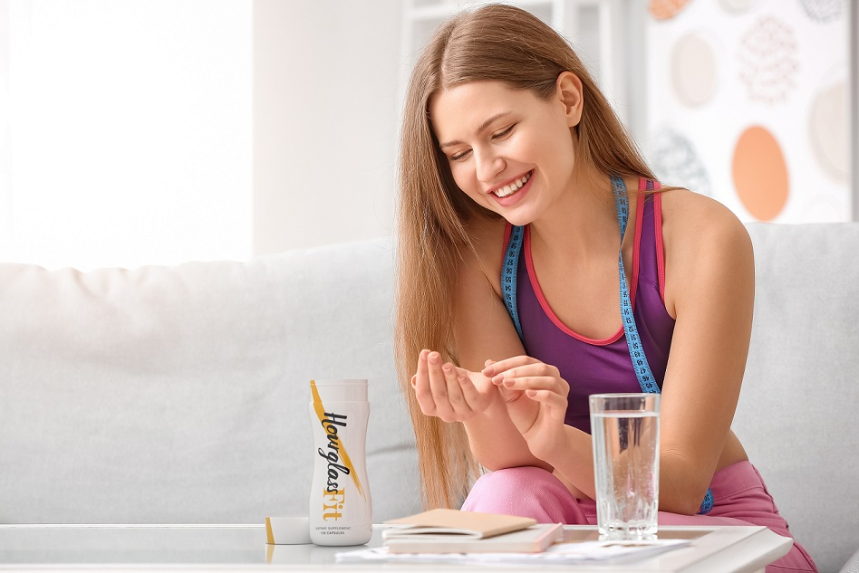Hourglass Fit Capsules